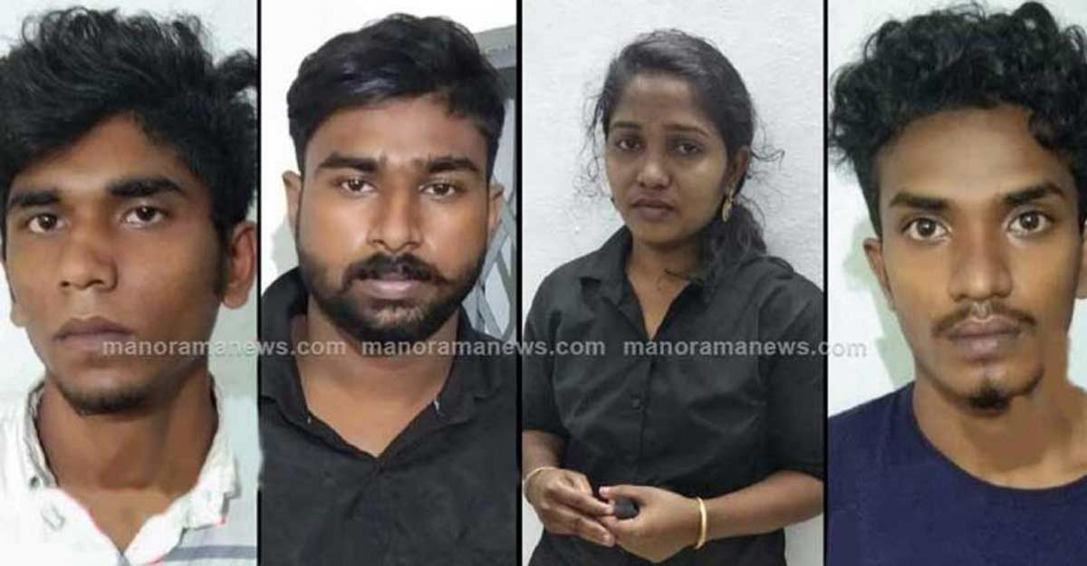 Three more held for trying to extort money from shop owner in Muvattupuzha