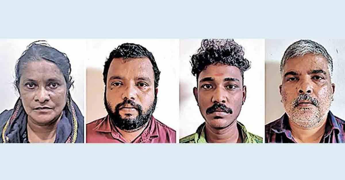 Land dispute led to Kollam man's murder in Kochi