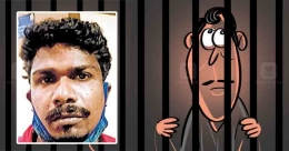 Robbery accused 'Dracula Suresh' makes three escape bids in 10 days