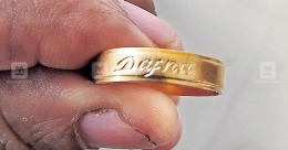 Man gets wedding ring back one year after he lost it in river