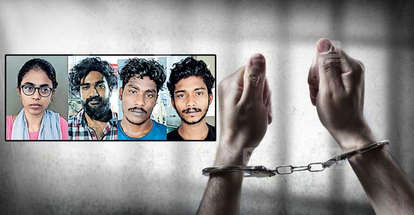 Police bust honey-trap gang in Kochi; four nabbed