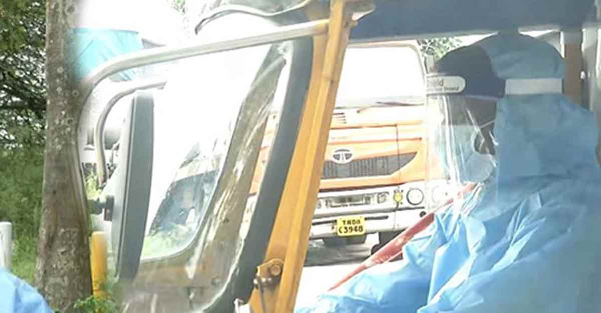 Kochi auto driver offers free service to recovered COVID patients