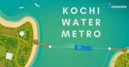Sluggish pace dims hopes of Kochi Water Metro's New Year launch