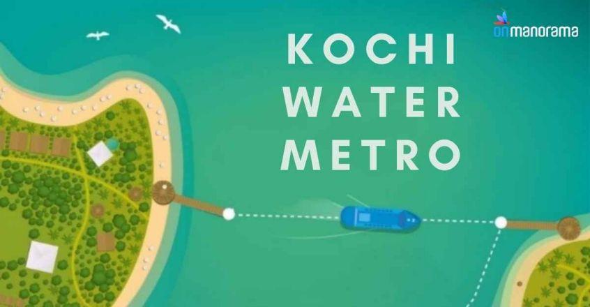 Sluggish pace dims hopes of Kochi Water Metro's New Year launch
