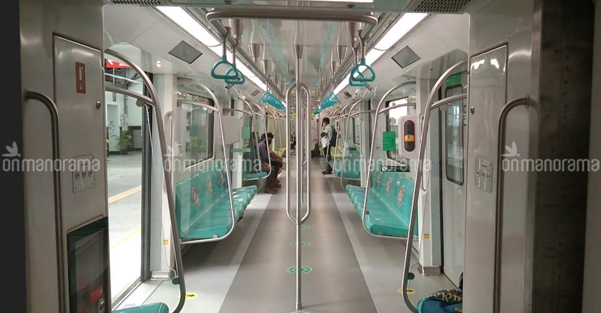 Kochi Metro to chug into Pettah from today