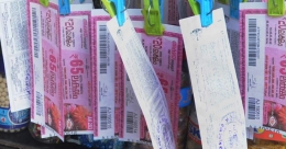Idukki man, forced to sell property to pay off debts, wins Rs 80-lakh Karunya lottery
