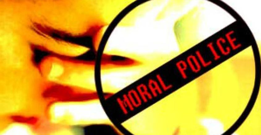 Four injured in brawl over moral policing