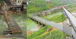 Reconstruction of Cheruthoni bridge to be inaugurated today