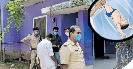 Five-year-old child flung on the floor by uncle, sustains skull injury