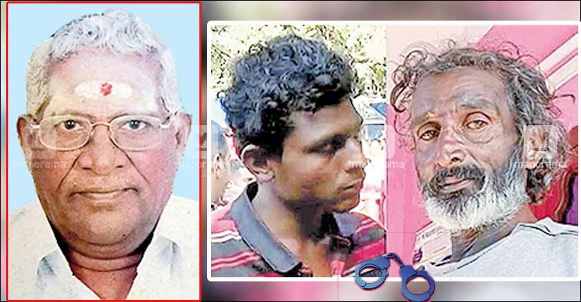 70-year-old astrologer killed, body dumped in a sack at Marayoor