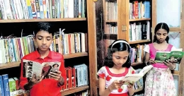 Siblings open up home library to neighbours in Idukki amid COVID-19 lockdown