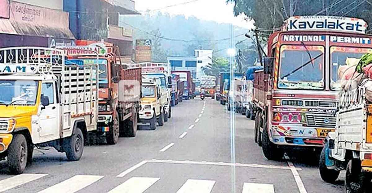 Smuggling of narcotics in vegetable trucks rampant via Kambamettu