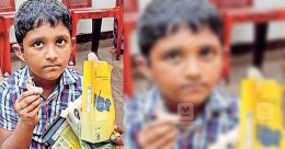Help young Aadi -- he lost his prized hearing aid in the flood