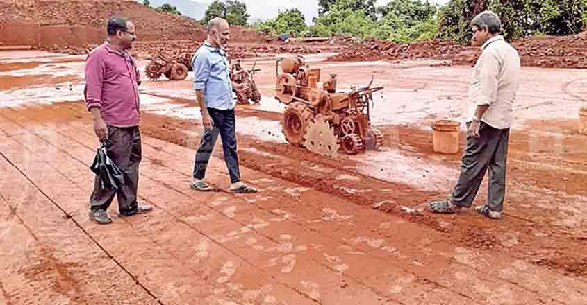 Kannur villages shudder as illegal quarries have a free run