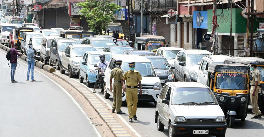 Triple lock strategy enforced in Kannur to contain COVID-19