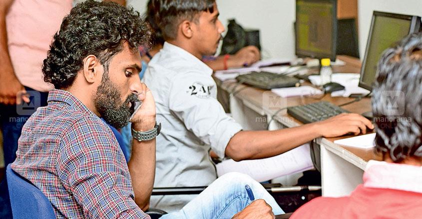 C K Vineeth takes up volunteer service as Kerala battles COVID-19