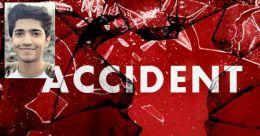 Kasaragod student dies in Hosur accident