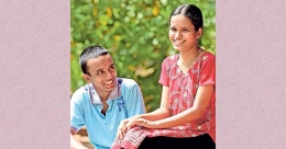 Visually impaired endosulfan victim secures full A+ in Class 10 exams