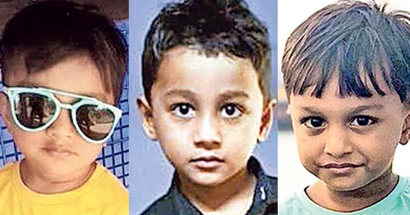 Three children drown in a pond near Kanhangad
