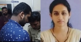 Kollam youth surrenders after strangling wife