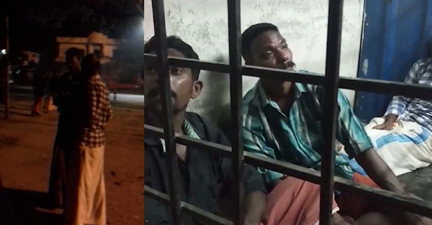 Three arrested in Kerala for moral policing incident