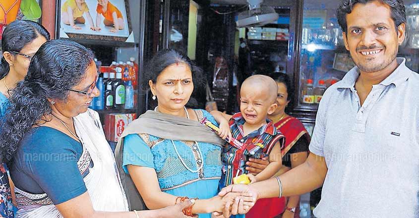 Lost Haryanvi woman, child reunited with family by Kerala shelter home