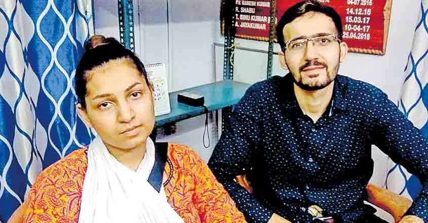 Iranian couple arrested after snatch-and-run in Kollam