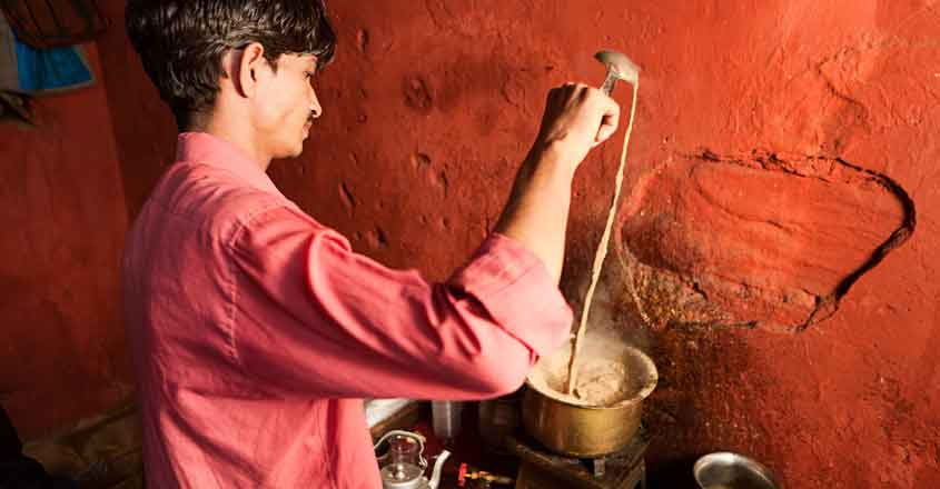 Sale of fake tea powder rampant
