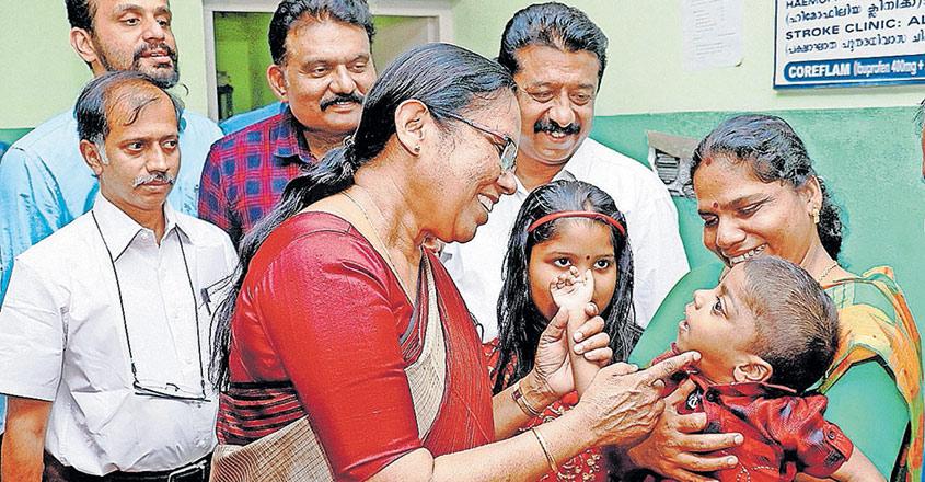 Classmates write to minister ensuring free treatment to Aswin
