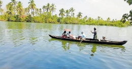 Woes of islanders in Kollam worsen as boats cut services during lockdown