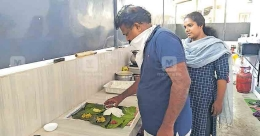 Kollam couple offers lunch to poor and needy for just Rs 20