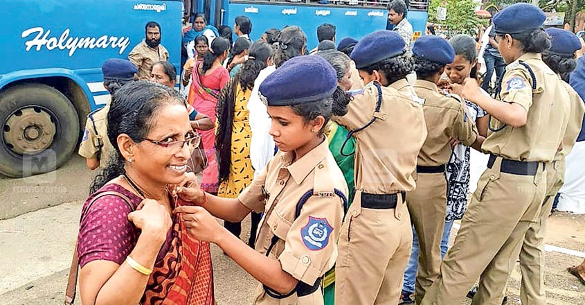 How Karukachal cops use safety pin to thwart chain-snatching