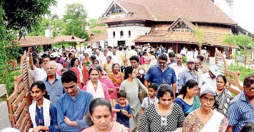 Heritage walkers get a sneak peek into Kottayam's legacy