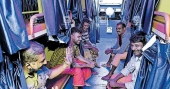 KSRTC readies AC sleeper bus for employees to take rest