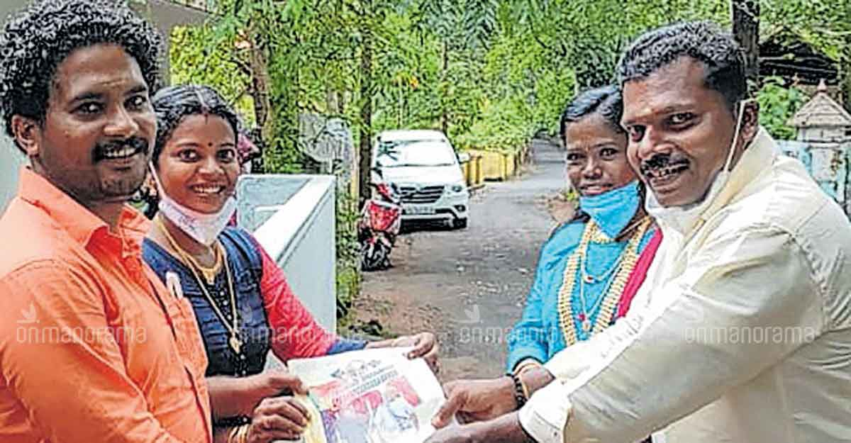 Groom in the electoral fray dashes off to marry!