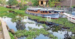 Kottayam rivers drying up fast as summer advances