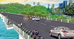 Nearly 1-km long cantilever walkway to come up in Pala across Meenachil