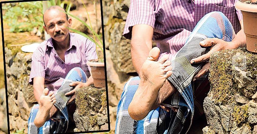 Kottayam man walks 54km to reach home from Ernakulam