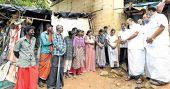 Pala MLA Kappan, brother to donate plots for 2 homeless families