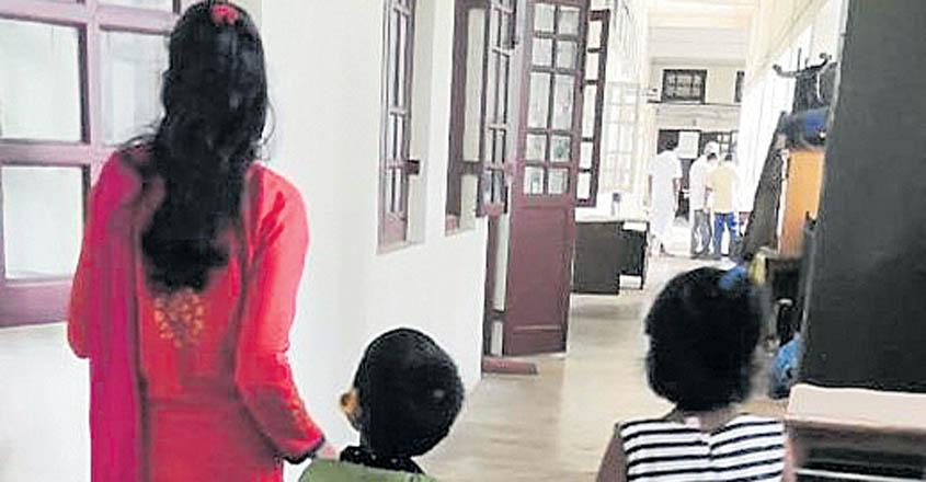 Husband, kin turn away Kottayam woman, children after COVID quarantine