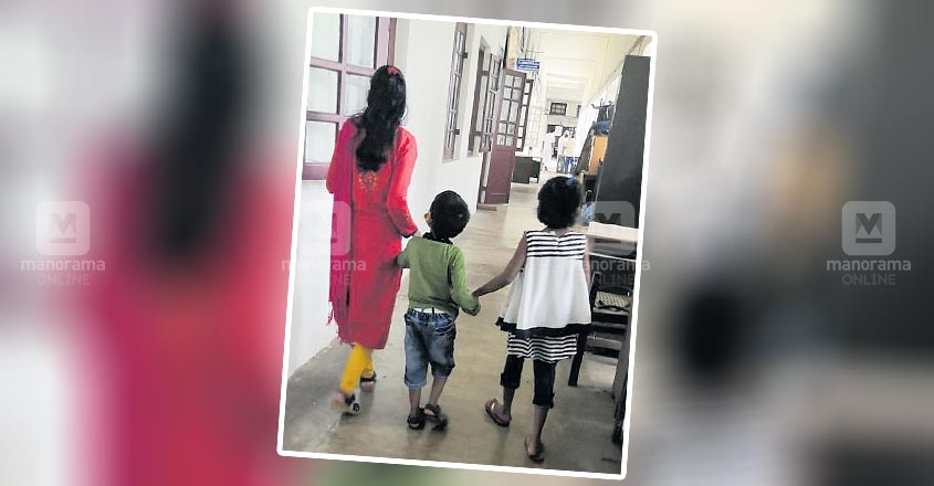 Help pours in for woman, 2 children abandoned by kin