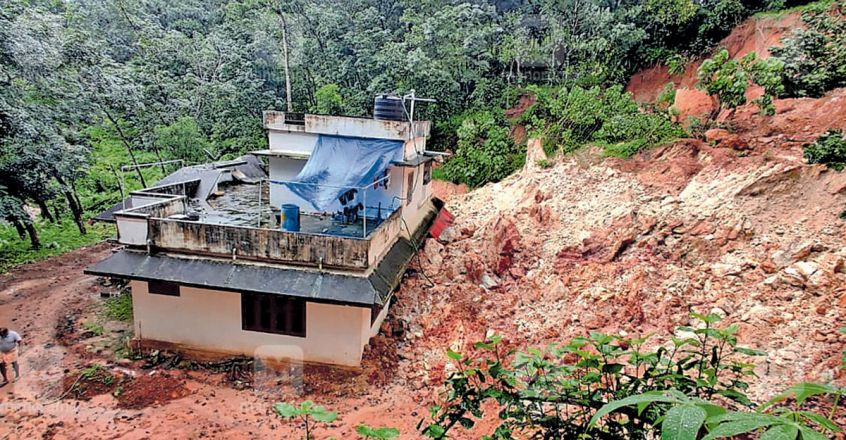 Homes filled with mud, stones: Two families living at neighbour's house for 27 days