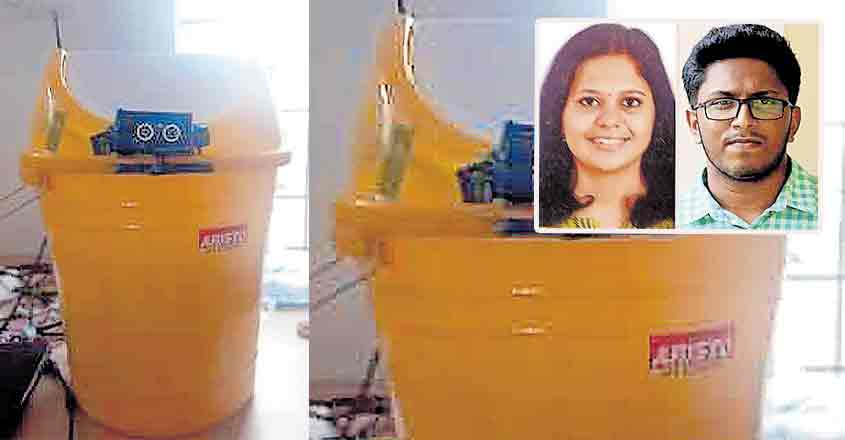 Smart garbage bins to aid timely clearance of garbage bins