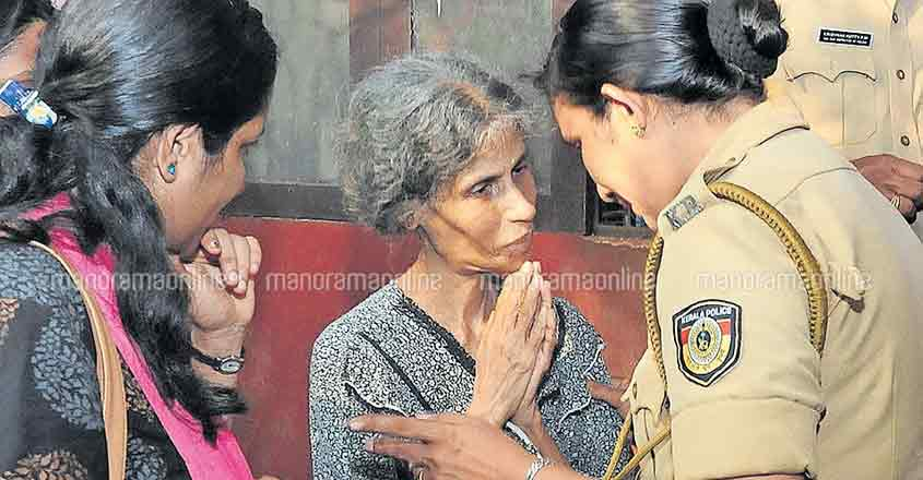 Elderly woman maltreated by her sister rescued