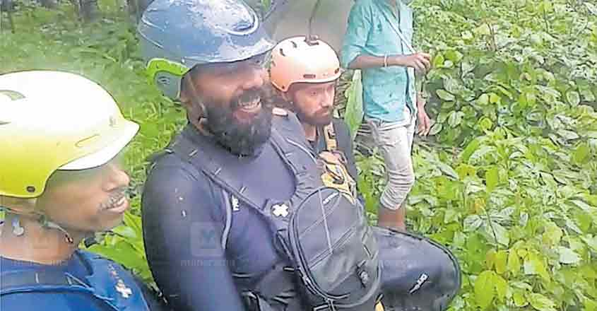 Keralite among 2 kayakers who drowned, close shave for 3