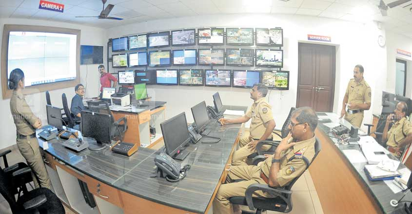 Kozhikode city now under high-tech surveillance
