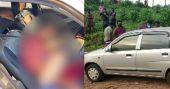 Woman found dead inside car in Kozhikode