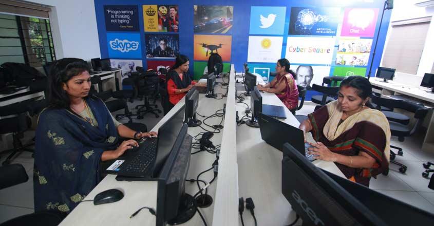 Kerala school sets up online learning scheme as coronavirus scare shuts down schools