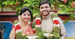 Mumbai bride ties the knot after 1.5-month quarantine at groom's house in Kerala
