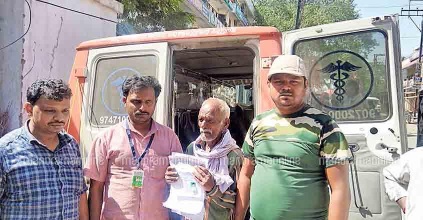 Selfless drivers take migrant worker's body to Varanasi